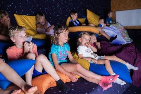 Großes Kino ©Playarena Tux