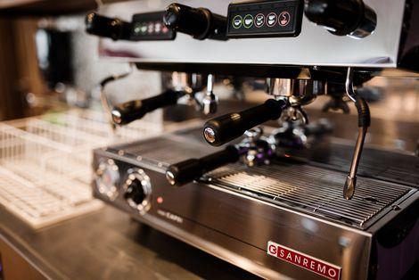 italienischer Kaffeegenuss ©Aparthotel Dorfplatzl