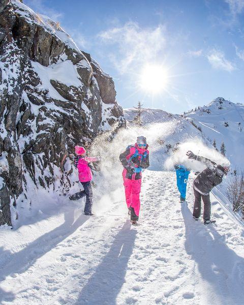 TVB Fügen-Kaltenbach: Winterwandern Spieljoch ©Andi Frank