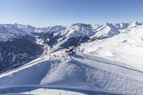 TVB Tux-Finkenberg: Skigebiet Rastkogel ©Johannes Sautner