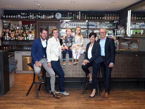 Familie Gredler ©Aparthotel Dorfplatzl