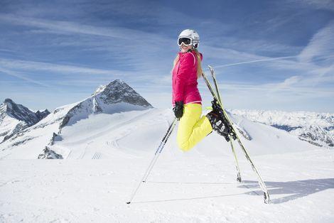 Archiv TVB Tux-Finkenberg: Skispitzen Olperer ©Johannes Sautner