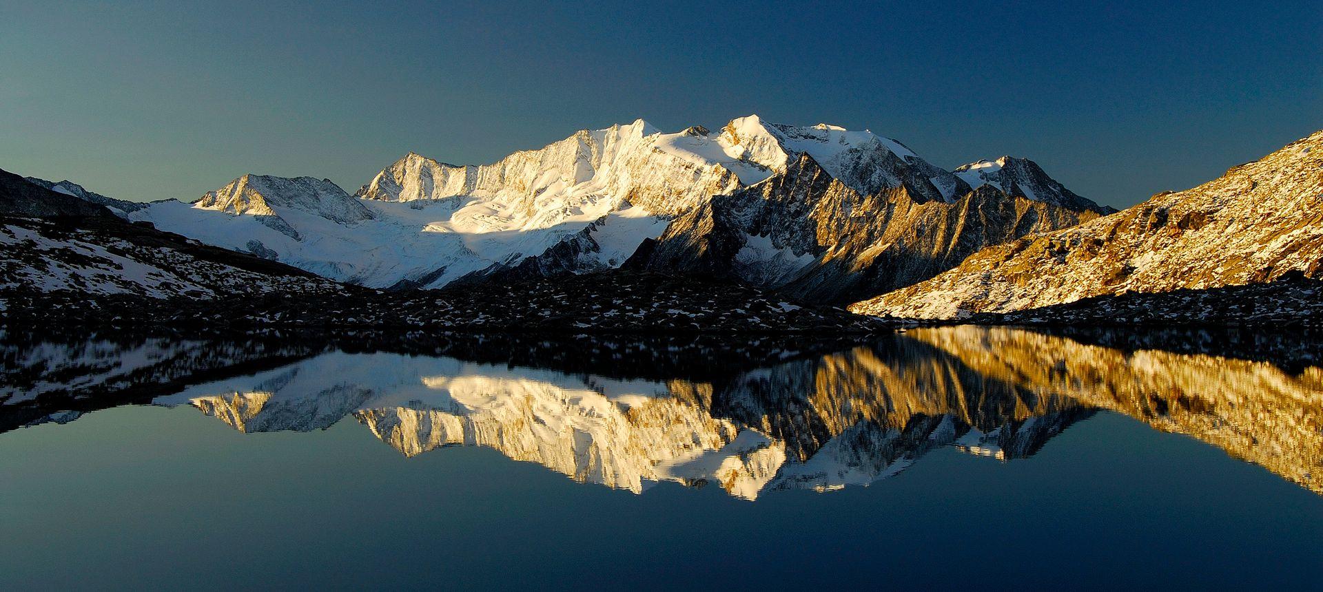 Archiv TVB Mayrhofen-Hippach: Landschaft ©Paul Sürth